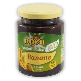 Confiture Bio de Banane...
