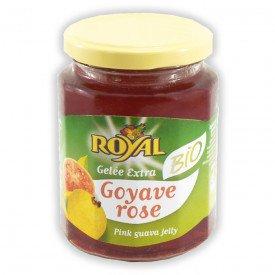 Gelée Bio de Goyave Rose de...