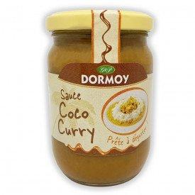 Sauce Coco Cury Dormoy 260gr