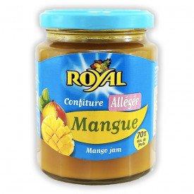 Confiture Allégée de Mangue...