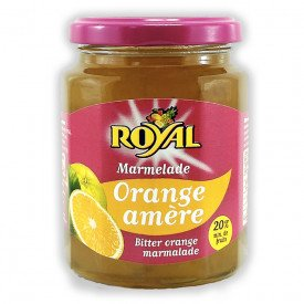 Marmelade Orange amère 330gr