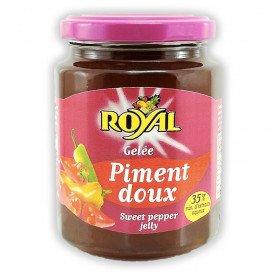 Gelée de Piment Doux 330gr