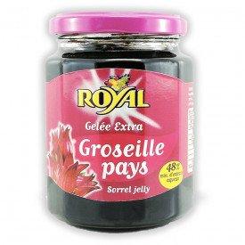 Gelée de Groseille Pays 330gr