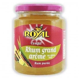 Confit de Rhum Grand Arôme...