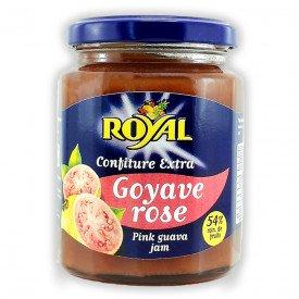 Confiture de Goyave Rose 330gr
