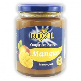 Confiture de Mangue 330gr