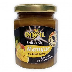 Confiture de Mangue Fruits...